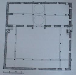 Anatolia-Selçuk-grand-mosque-Isa-Beg-1374-75.JPG