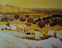 paysage Turc 1987-97x130cm