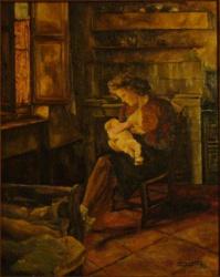 Mme SAVY 1944