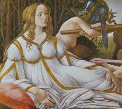 Mars et Venus (detail)