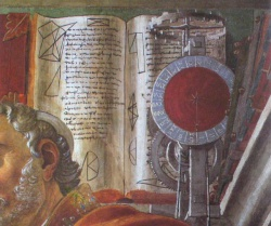 Saint Augustin (detail)