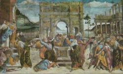 Chapelle Sixtine, les rebelles