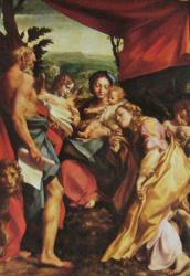 Le jour, Parma, galleria