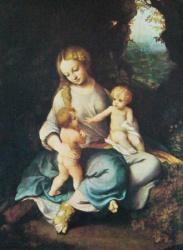 Marie saint Jean, Madrid,  Prado