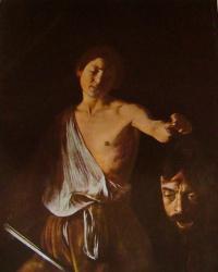 David, Galeria Borghese, Roma