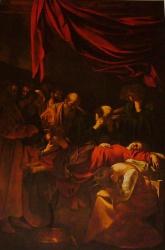La Mort de la Vierge, Louvre, Paris