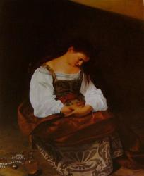 Marie-Madeleine, Galeria Doria Pamphili, Roma