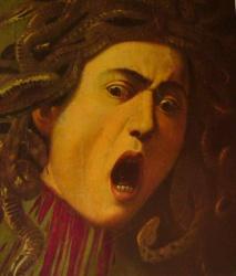 Méduse, Uffizi, Firenze