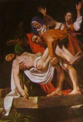 Mise au Tombeau, Pinacothèque Vaticane, Roma