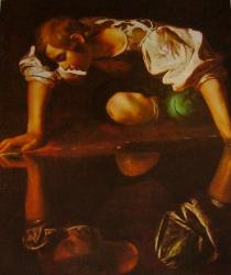 Narcisse, Galeria Nazionale, Roma