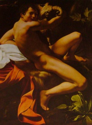 Saint Jean Baptiste, Museo Capitolini, Roma