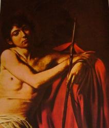 Saint Jean Baptiste,Galeria Borghese, Roma
