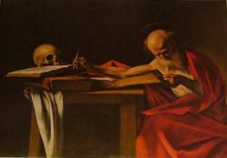 Saint Jérôme, Galeria Borghese, Roma