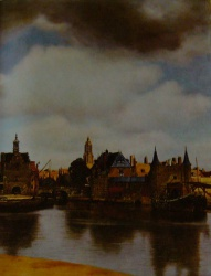 Delft, Mauritshuis, Den Haag