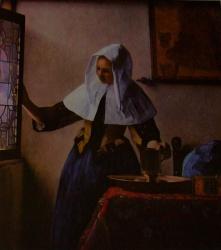 Femme à la fenêtre, Metropolitan museum, New York