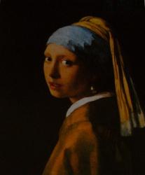 Jeune fille au turban, Mauritshuis, Den Haag
