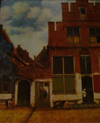 La ruelle, Rijksmuseum, Amsterdam