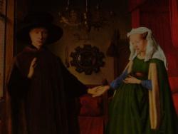 Les époux Arnolfini, National Gallery, London