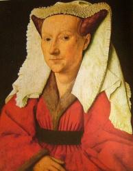 Marguerite Van Eyck, musée de Bruggen.