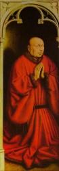Polyptyque de l'Agneau Mystique, cathédrale saint Bavon de Gand (5).JPG