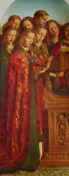 Polyptyque de l'Agneau Mystique, cathédrale saint Bavon de Gand (12).JPG