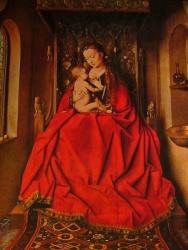 Vierge de Lucques, Staedelsches Kunstinstitut, Frankfurt.