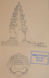 Cambodia-Angkor-Banteay-Srei-South-tower.JPG