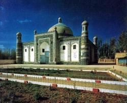 Kashgar_tomb_of_Abakh_Hoja_Secte_Baishan_or_Xiangfei_1607.jpeg