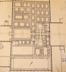 Abbasside-Samarra-849-50-palace-Balkuwara.JPG