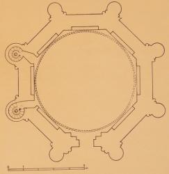 Kharraqan, funerarium tower, 445-446, (1067-68)
